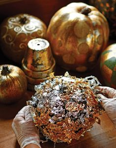 Halloween and gold - Google Search