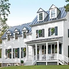 Charming Virginia Farmhouse | Reflect Your Region | SouthernLiving.com