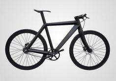 Quiero esta bici, me recuerda a Batman