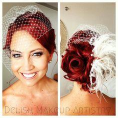 Redhead Bride on Pinterest Wedding Makeup Redhead, Red ...