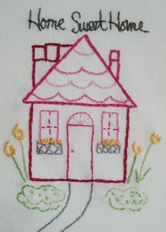 embroidery pattern on etsy