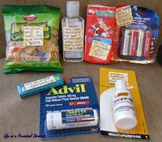 First Week Survival Kit for teachers