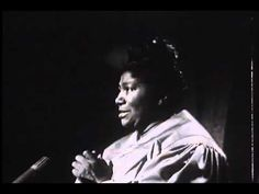 "Mahalia Jackson - ""The Lord's Prayer"""