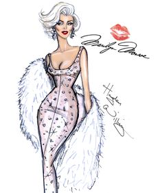 Happy Birthday Marilyn!  by Hayden Williams