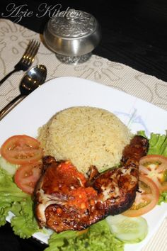 Azie Kitchen: Nasi Ayam Original