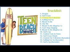 03 Cruisin For A Bruisin - Teen Beach Movie Soundtrack (Full Song)