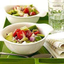 Weight Watchers Gazpacho Salad
