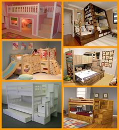 Beautiful Bunk Beds Photo Gallery