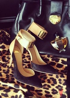 Shoe Obsession  This style is Everywhere !!!