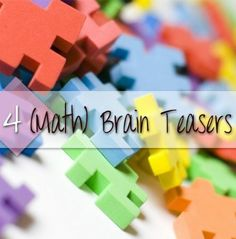 Help your child become a flexible math thinker and increase perseverance with brain teasers! Our #LearningToolkit blog will get you started. Click for more.
