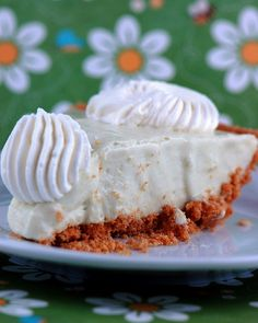 Omg!! No bake key lime pie!!! Ready for this and summer!!!