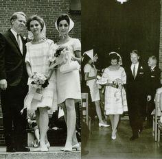Marvelous MOD wedding dressses, vintage wedding dresses, wedding dress styles
