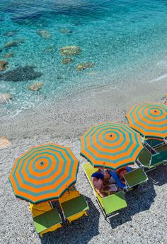 Beach umbrellas in M