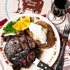 Top 77 road food spots | Steaks | Sunset.com