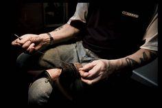 shoe making