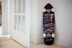 cool skateboard art