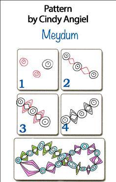 Meydum Pattern WrkSht by Cindy Angiel