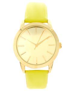 Yellow Pastel Watch
