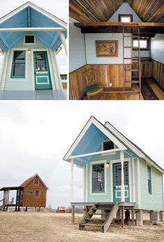 10 Eclectic Tiny Homes Built with 99% Scrap