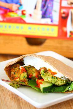 easi falafel, falafel sandwich, romant dinnerdinn, recip, lunch, food processor, dinnerdinn parti