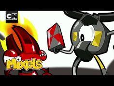 Nixels | Mixels | Cartoon Network - YouTube