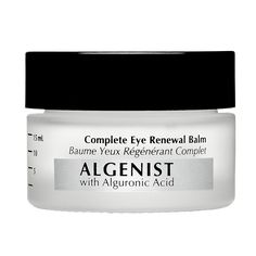 """10/21: """"I love this calming, rich eye balm for its texture alone. But I also geek out on high-tech skincare, so I LOVE that it uses microalgae-based alguronic acid to pack a powerful antiaging punch AND decrease my dark circles."""" -Johnna M., Director, Mobile & Digital Store Marketing#Sephora #DailyObsessions"""