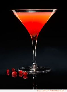 Pisco Pink Passion #cocktail #recipe