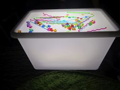 "The Perfect DIY ""container"" light box"