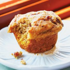Healthy Muffins - 15 Healthy Muffin Recipe Ideas | Healthy Recipes | Food | Disney Family.com