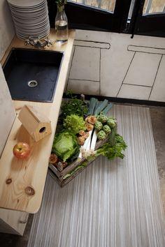 Alfombras para cocina de kp on pinterest for Alfombra vinilo cocina