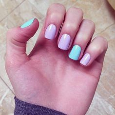 laurenyavor's spring tips! Show us your spring mani & you could be featured on our Pinterest and Instagram! Just use #SephoraSpring