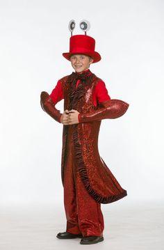 Sebastian Costume