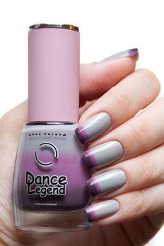 Dance Legend TermoTrio 3 Triple toned temperature changing nail polish!