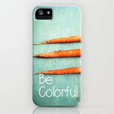 Eat Your Vegetables iPhone & iPod Case