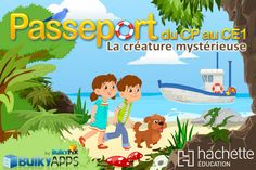 Passeport du CP au CE1 (Hachette): for when Griffin can read and is a couple of years older (recommended by Delphine)