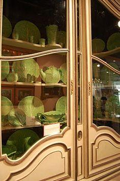 lettuce plate ware - love!