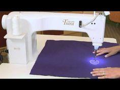 tiara quilting machine price