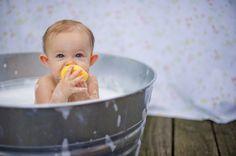 birthday parties, tub, 1st birthdays