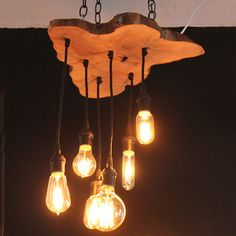 Naked Texas Oak Chandy, $499, now featured on Fab.