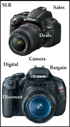 Camera, Photo and Video Deals
