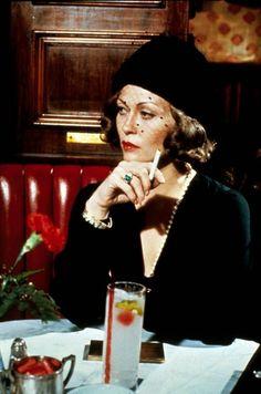Faye Dunaway in 'Chinatown', 1974.