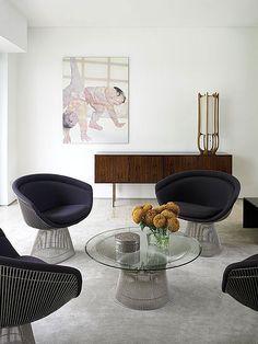Mid Century Modern Interior