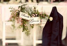 Darling Tags chair sign, chairs, bridegroom chair, brides, chair backs, sign bridegroom, wedding signs, flower, bride groom