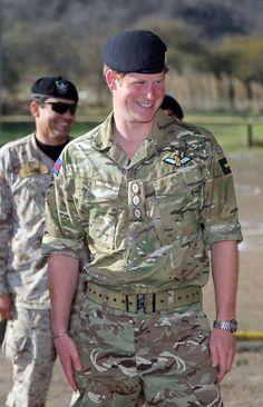 Prince Harry Photos - Prince Harry Visits Chile: Day 1 - Zimbio
