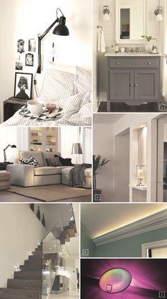Designer Home Wall & Ceiling Lighting Ideas