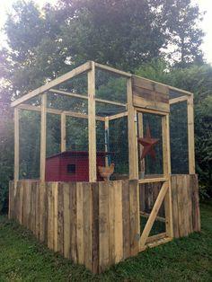 Chicken coop...one day
