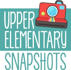 Exciting News!  A Brand New Blog!  Come check out the details on this brand new collaborative blog geared for upper elementary teachers...and I'm one of the collaborators!  You won't want to miss our kick off giveaway!