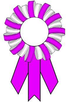 Award ribbons  123certificates.com