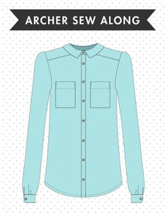 Grainline Studio | Archer Sew Along | Starts March 18th 2013 [Ladies Shirt]