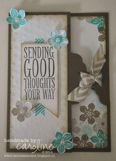 C@ro's kaartjes: Sending good thoughts your way